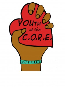 Youth at the CORE Campaign Logo