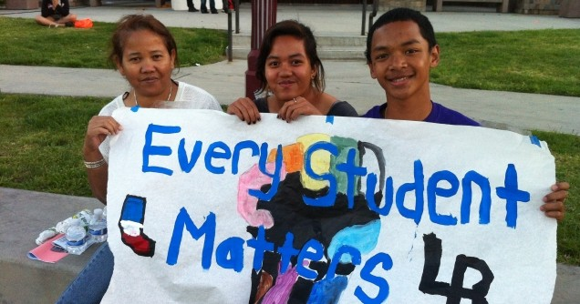 Every Student Matters Campaign