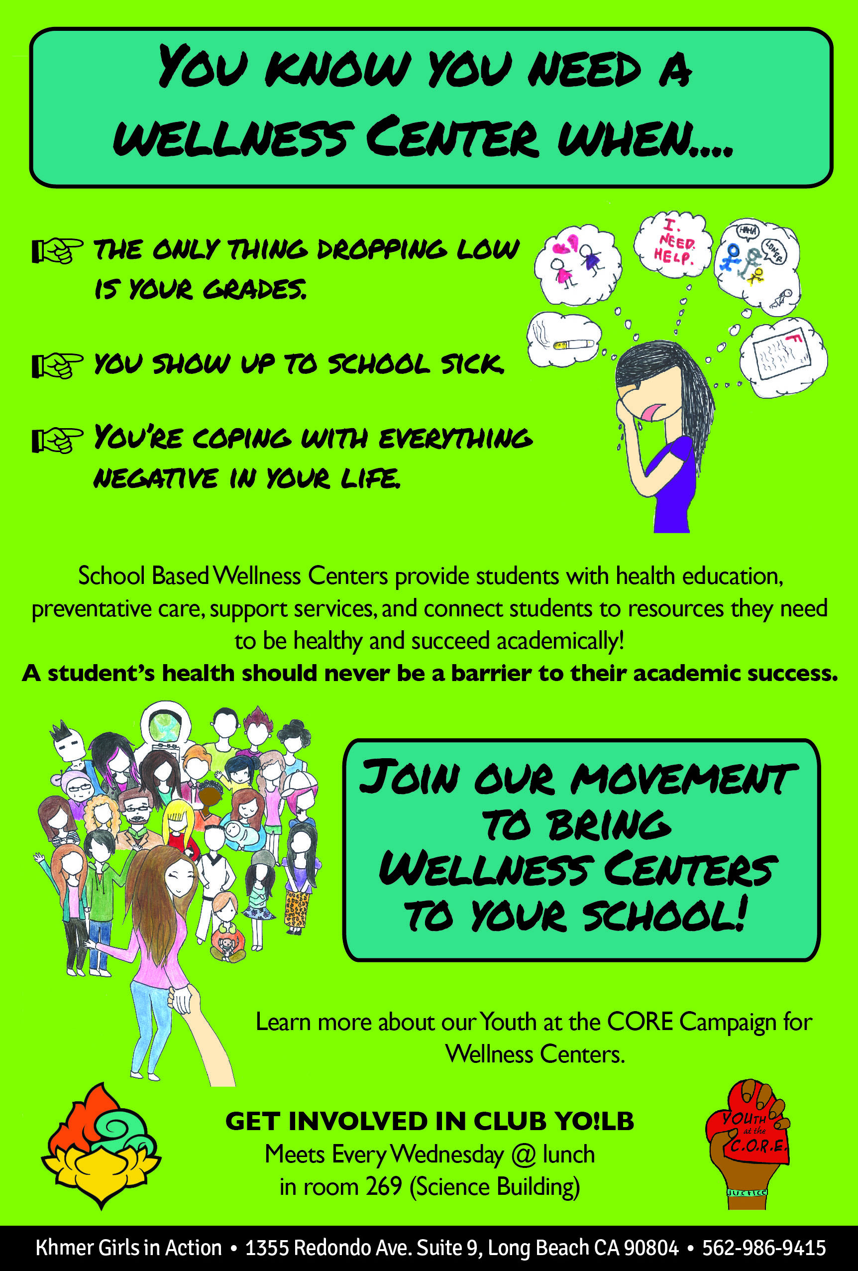 Wellness Week Flyer
