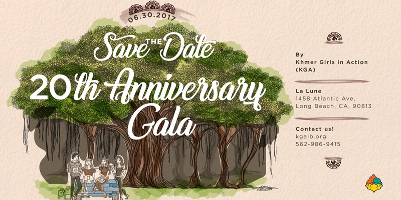 Save the Date for KGA's 20th Anniversary