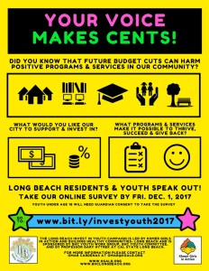 Invest in Youth Survey Flyer FRONT FINAL